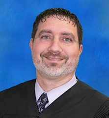 Municipal Court Judge Michael Easton